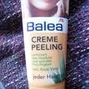 Balea Creme Peeling mit Aloe Vera