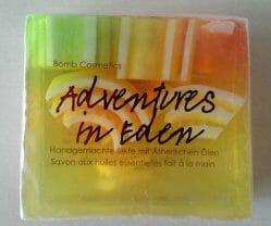 """Produktbild zu Bomb Cosmetics """"Adventures in Eden"""" Handgemachte Seife mit Ätherischen Ölen"""