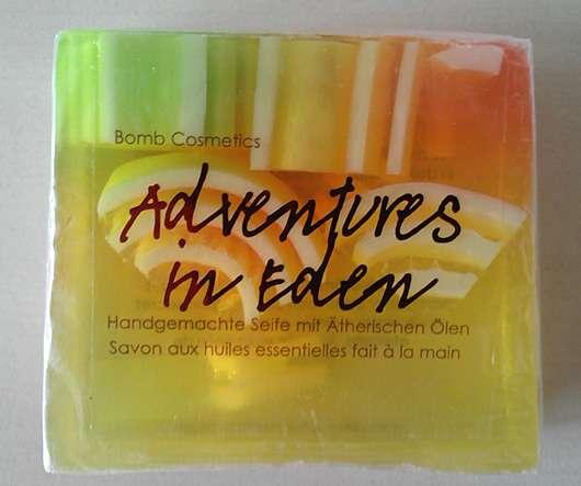 """<strong>Bomb Cosmetics</strong> """"Adventures in Eden"""" Handgemachte Seife mit Ätherischen Ölen"""