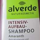 alverde Intensiv-Aufbau-Shampoo Amaranth
