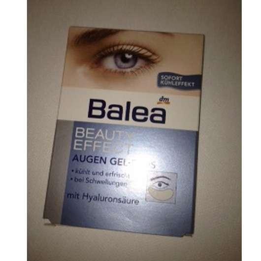 Balea Beauty Effect Augen Gel-Pads (LE)