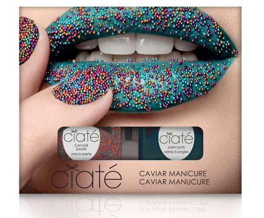 """Die Herbst-/Winter-Kollektion 2012/2013 """"Caviar Manicure"""" von Ciaté"""