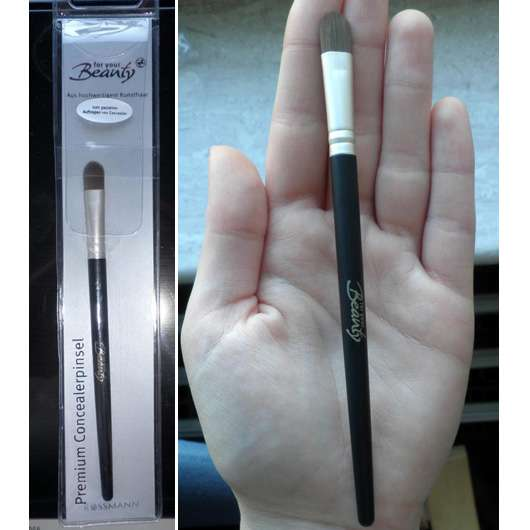 for your Beauty Premium Concealer Pinsel