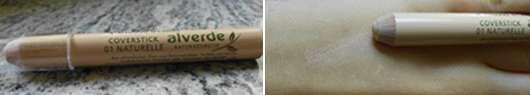 alverde Coverstick, Farbe: 01 Naturelle