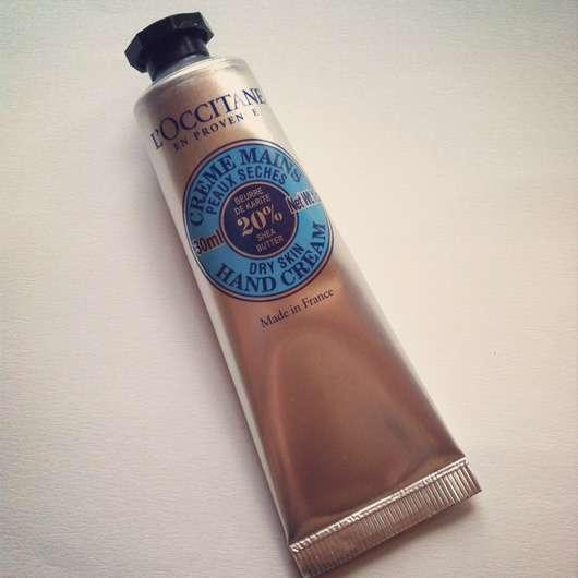 L'Occitane Dry Skin Hand Cream Karité