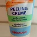 Fusswohl Peeling Creme mit Walnuss-Peelingkörnchen