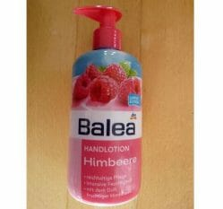 Produktbild zu Balea Handlotion Himbeere (LE)