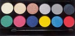 Produktbild zu Sleek MakeUP I Divine Glory Lidschatten Palette (LE)