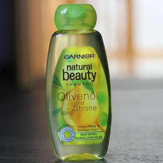 Garnier Natural Beauty Shampoo Olivenöl und Zitrone