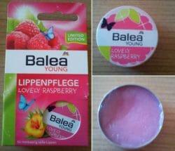 Produktbild zu Balea Young Lippenpflege Lovely Raspberry (LE)