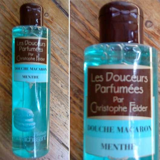 <strong>Les Douceurs Parfumées Par Christophe Felder</strong> Douche Macaron Menthe