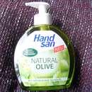HandSan Natural Olive Flüssigseife