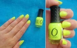 Produktbild zu ORLY Nail Lacquer – Farbe: Glowstick (Feel The Vibe Collection)