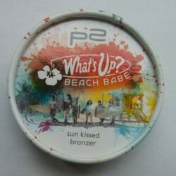 Produktbild zu p2 cosmetics what's up beach babe sun kissed bronzer – Farbe: 01 caramel (LE)