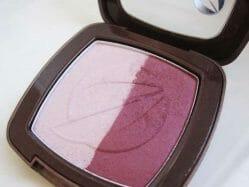 Produktbild zu Terra Naturi Naturkosmetik Metallic Duo Eyeshadow – Farbe: 03 pink dream