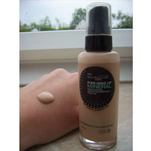 Maybelline Jade Pure Make up Mineral, Nuance: 30 Sand