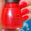 China Glaze Nail Lacquer With Hardeners, Farbe: 1092 Surfin' for Boys (LE)
