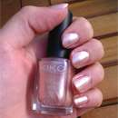 KIKO nail lacquer, Farbe: 221 Light Satin Beige