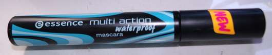 essence multi action waterproof mascara