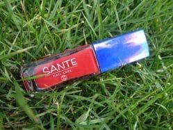 Produktbild zu SANTE Nagellack – Farbe: 16 Warm Red