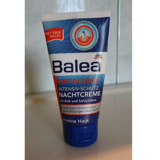 Balea Soft & Clear Intensiv-Schutz Nachtcreme