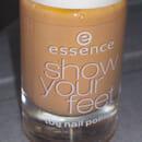 essence show your feet toe nail polish, Farbe: 18 princess peach