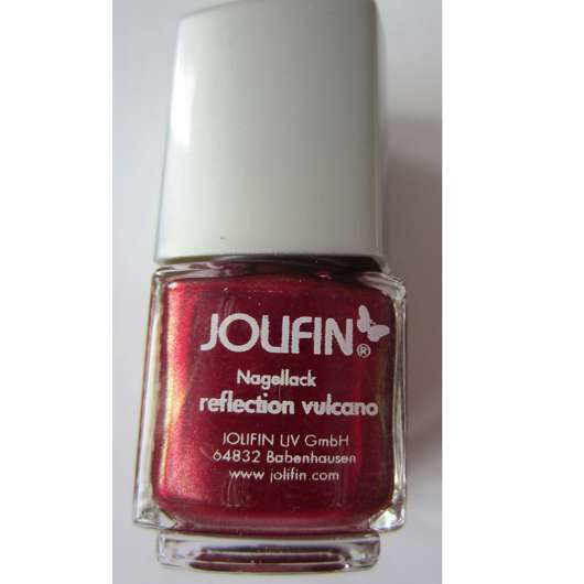 <strong>Jolifin</strong> Nagellack - Farbe: Reflection Vulcano