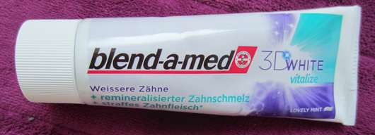 <strong>blend-a-med</strong> 3D White Vitalize Zahncreme