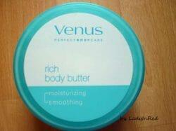 Produktbild zu Venus Perfect Body Care Rich Body Butter