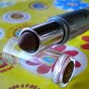 Alterra Lidschattenstift Duo, Farbe: 02 Brown & Beige
