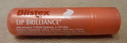 <strong>Blistex</strong> Lip Brilliance Lippenpflegestift