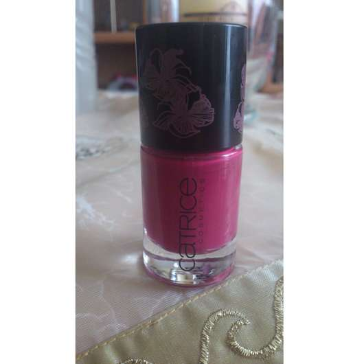 Catrice Ultimate Nail Lacquer, Farbe: C02 Holly Rose Wood (Hollywood's Fabulous 40ies LE)