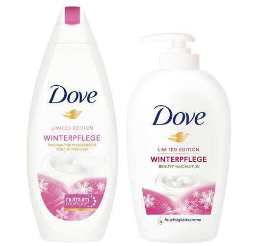 "Dove Limited Edition ""Winterpflege"""