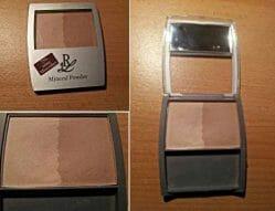 Produktbild zu Rival de Loop Mineral Duo Powder – Farbe: 02 natural-sunlight