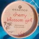 essence cherry blossom girl shimmering body powder (LE)