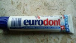 Produktbild zu eurodont Aktiv Fresh Zahncreme