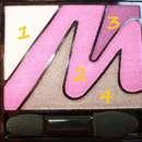Manhattan Eyemazing Eyeshadow, Farbe: 3 (Flitter Belle LE)
