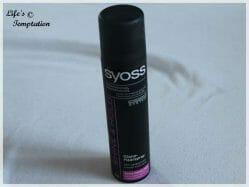 Produktbild zu SYOSS Shine & Hold Glanz-Haarspray (extra starker Halt)