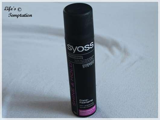 Syoss Shine & Hold Glanz-Haarspray