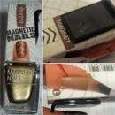 IsaDora Magnetic Nails Nagellack, Farbe: 851 Gun Metal
