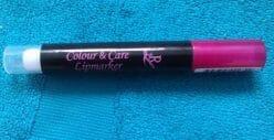 Produktbild zu Rival de Loop Colour & Care Lipmarker – Farbe: 03 Violet