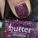 butter LONDON 3 Free Nail Lacquer-Vernis, Farbe: Lovely Jubbly (LE)