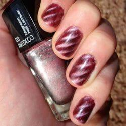 Produktbild zu ARTDECO Magnetic Nail Lacquer – Farbe: 20