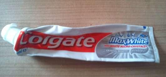 Colgate Max White Crystal Mint Zahncreme