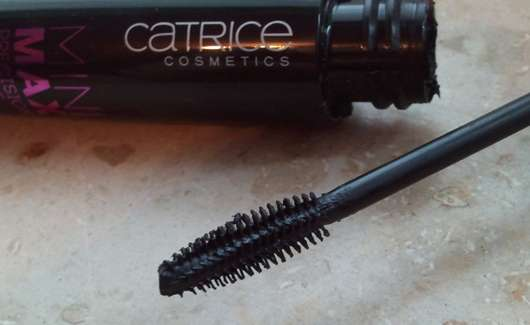 Catrice Mini Max Precision Volume Mascara, Farbe: 010