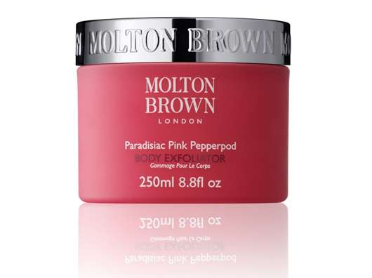 Molton Brown lanciert drei neue Produkte der Paradisiac Pink Pepperpod Collection