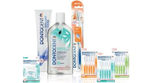 Zahnpflegekompetenz von DONTODENT