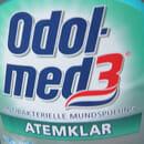 Odol-med3 Atemklar Antibakterielle Mundspülung