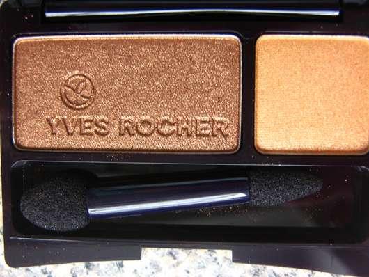 Yves Rocher Intense Color Duo Eyeshadow, Farbe: 33 Sable Et Ambre