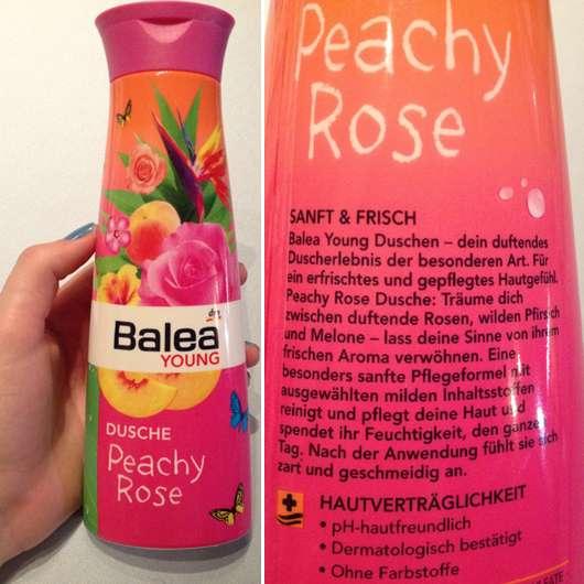 "Balea Young Dusche ""Peachy Rose"" (LE)"